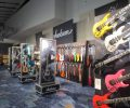 "Fender ""Tombstone"" displays"