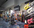 "Fender ""Tombstone"" displays"